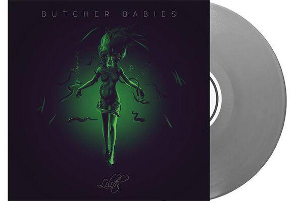 Butcher Babies - Lilith [Exclusive Clear Color Vinyl]