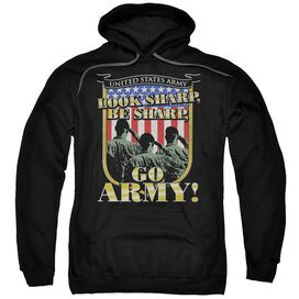 Army Go Army Adult Pull Over Hoodie