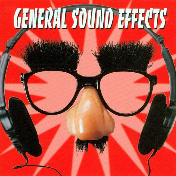 Sound Effects: General Sounds / Various