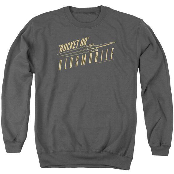 Oldsmobile Retro 88 Adult Crewneck Sweatshirt