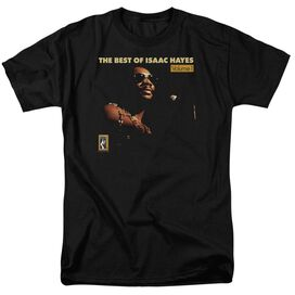 Isaac Hayes Chain Vest Short Sleeve Adult T-Shirt