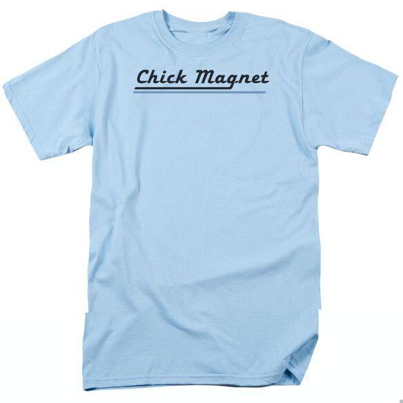 CHICK MAGNET - ADULT 18/1 - LIGHT BLUE T-Shirt