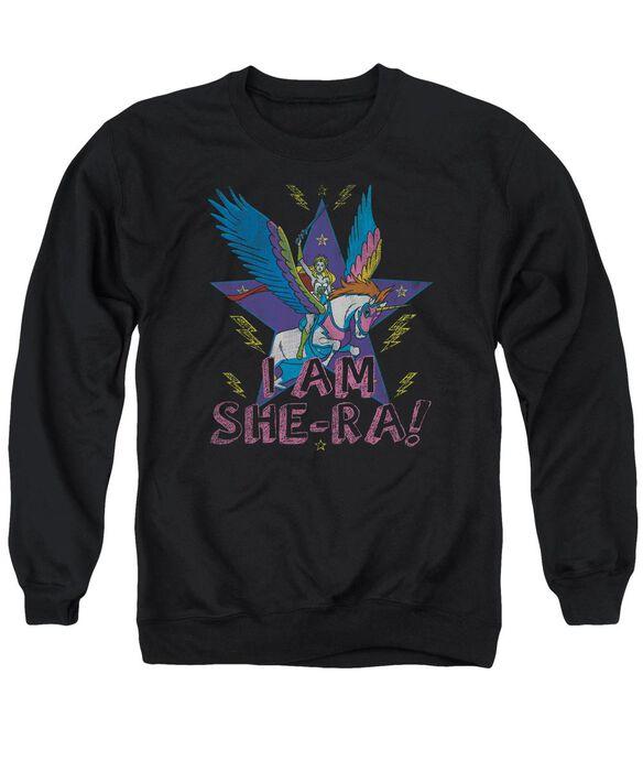 She Ra I Am She Ra Adult Crewneck Sweatshirt