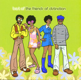 The Friends of Distinction - Best of