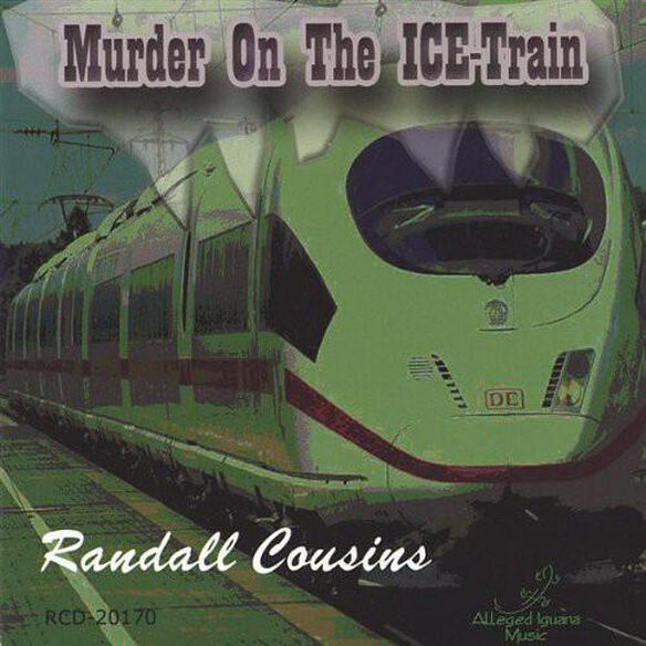 Murder On The Ice Train
