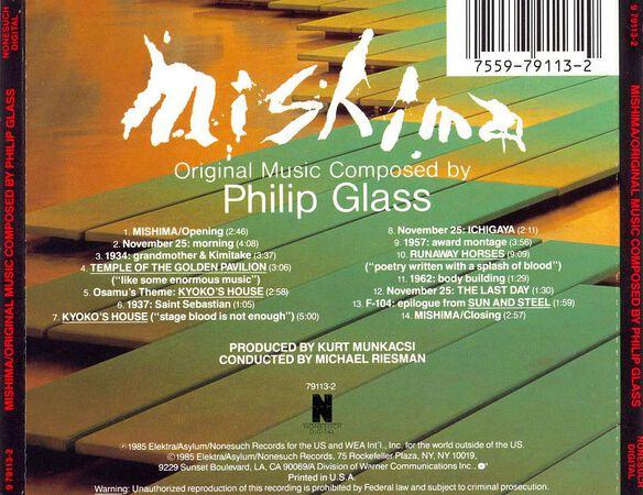 Mishima / O.S.T.