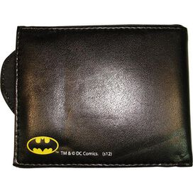 Batman Boundless Logo Wallet