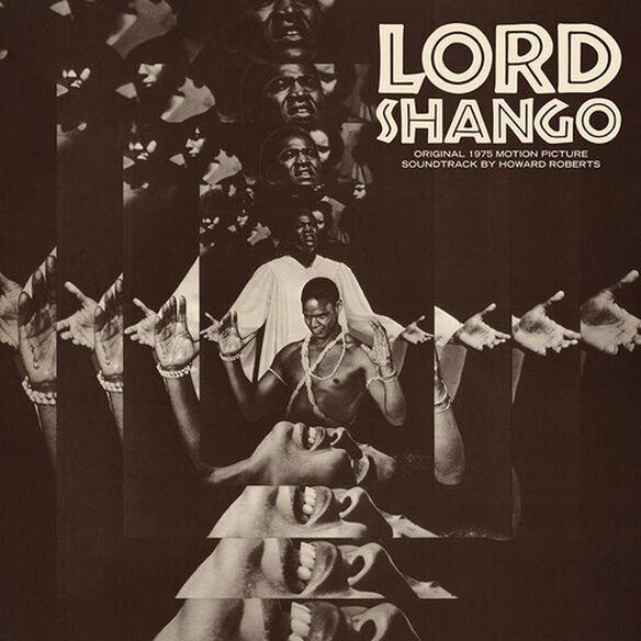 Howard Roberts - Lord Shango (Original Soundtrack)