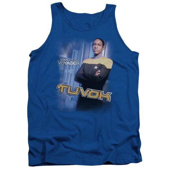 Star Trek Tuvok Adult Tank Royal