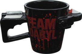 Walking Dead Team Daryl Sculpted Mug