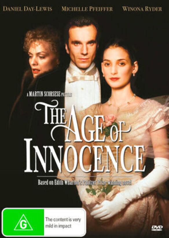 Age Of Innocence / (Aus Ntr0)