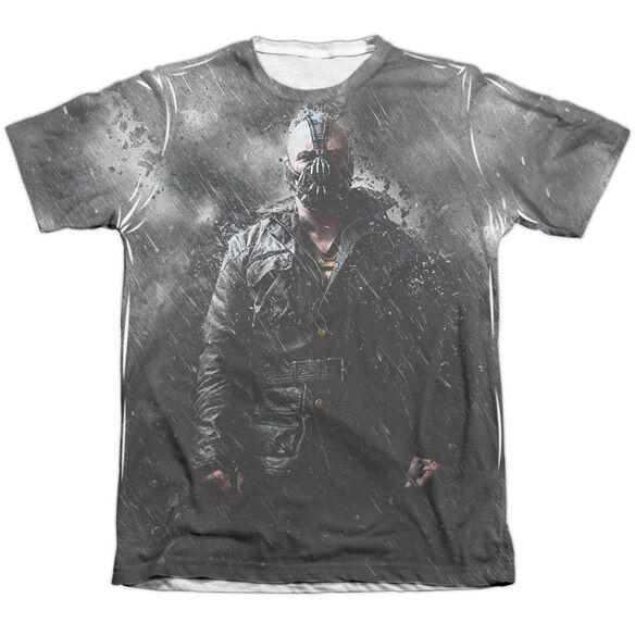 Dark Knight Rises Bane In Rain Adult Poly Cotton Short Sleeve Tee T-Shirt