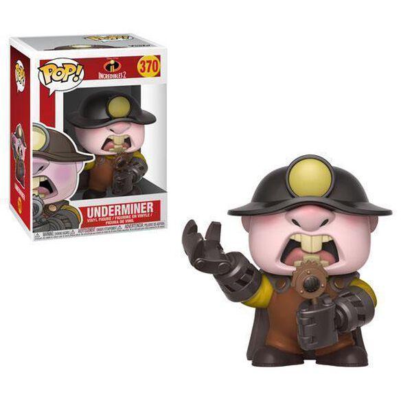 Funko Pop! Disney: Incredibles 2 - Underminer