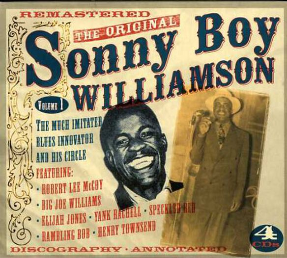 Sonny Boy Williamson - The Original