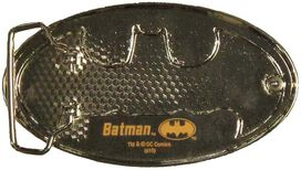 Batman Symbol Belt Buckle