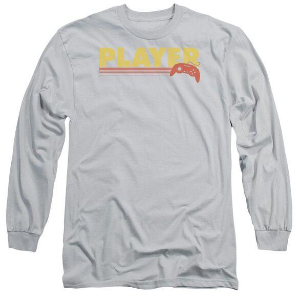 Player Long Sleeve Adult T-Shirt