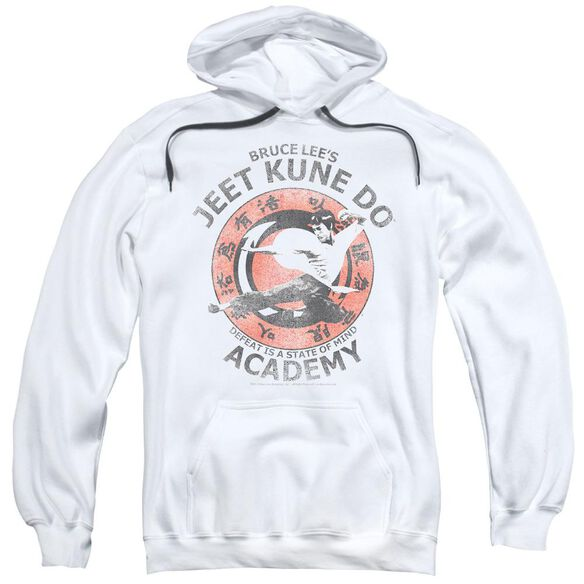 Bruce Lee Jeet Kune Adult Pull Over Hoodie