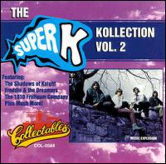 Various Artists - The Super K Kollection, Vol.2