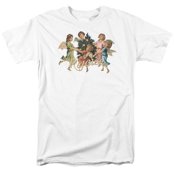 REJOICE - ADULT 18/1 - WHITE T-Shirt