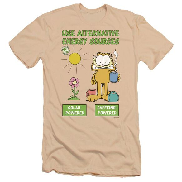 Garfield Alternative Energy Premuim Canvas Adult Slim Fit