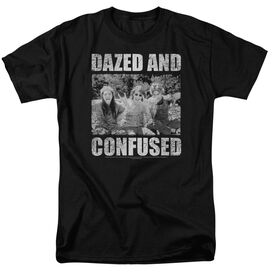 Dazed And Confused Rock On Short Sleeve Adult T-Shirt