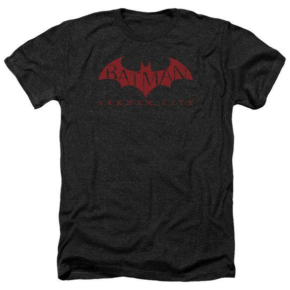 Arkham City Red Bat Adult Heather