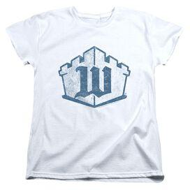 WHITE CASTLE MONOGRAM-S/S T-Shirt