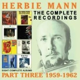 Herbie Mann - Complete Recordings: 1959-1962