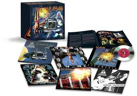 Def Leppard - CD Collection, Vol. 1