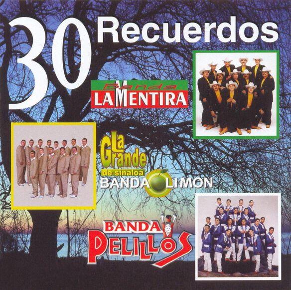30 Recuerdos (2 Cd) 1205