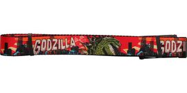 Godzilla Comic City Destruction Mesh Belt