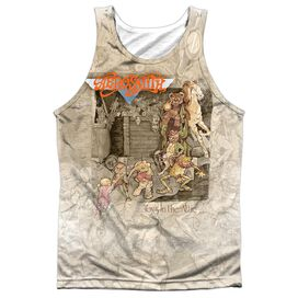 Aerosmith Toys In The Attic Adult 100% Poly Tank Top