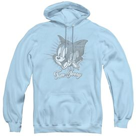 Tom And Jerry Classic Pals-adult Pull-over