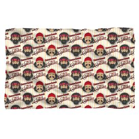 Up In Smoke Bambu Fleece Blanket