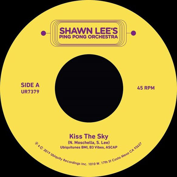 Shawn Lee - Kiss the Sky