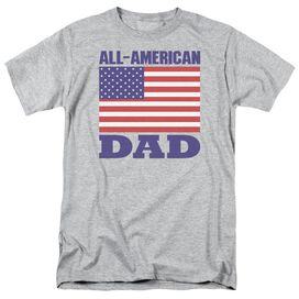 All Short Sleeve Adult Athletic T-Shirt