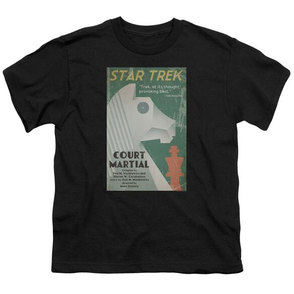 Star Trek Tos Episode 20 Short Sleeve Youth T-Shirt