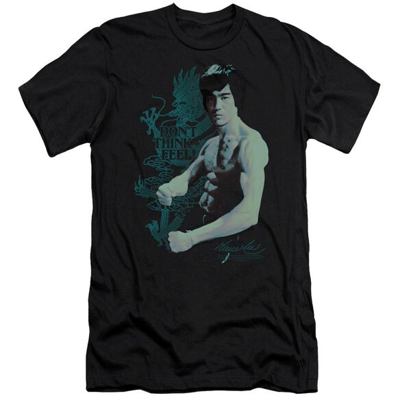 Bruce Lee Feel Short Sleeve Adult T-Shirt