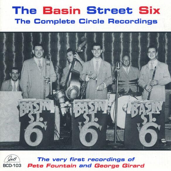 Basin Street Six - Six Complete Circle Recordings