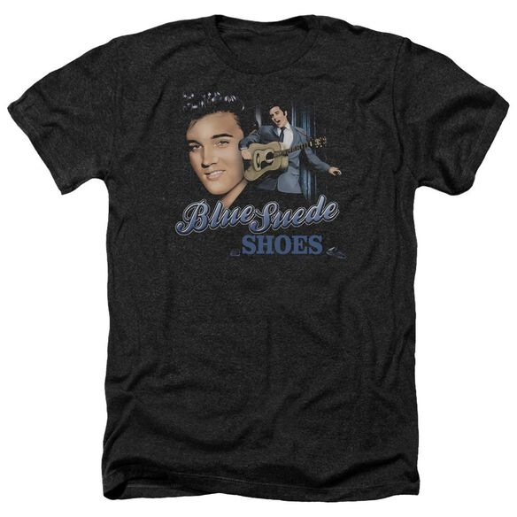 Elvis Blue Suede Shoes Adult Heather