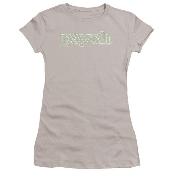 Psych Neon Sign Premium Bella Junior Sheer Jersey
