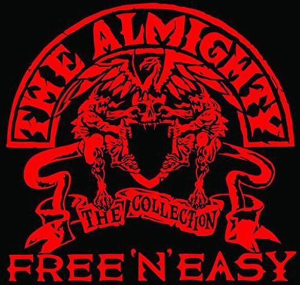 Free 'N' Easy The Almighty Collection (Uk)