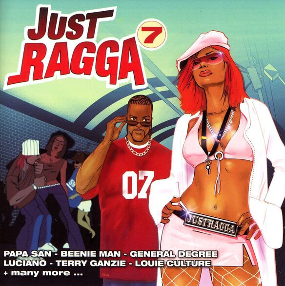 Just Ragga V7 0703