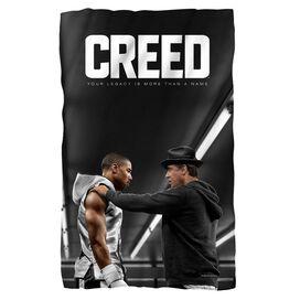 Creed Poster Fleece Blanket