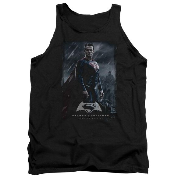 Batman V Superman Supe Poster Adult Tank