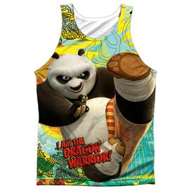 Kung Fu Panda Dragon Warrior-adult 100% Poly