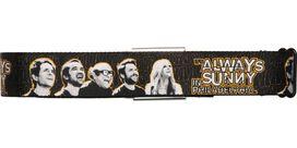Always Sunny Cast Seatbelt Belt