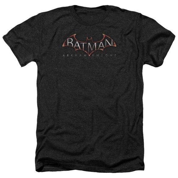 Batman Arkham Knight Logo Adult Heather