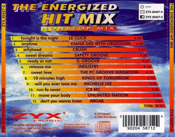 Energized Hit Mix 397