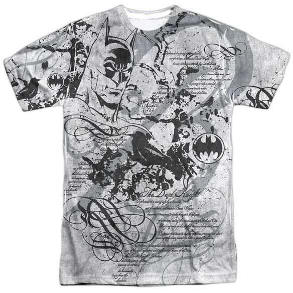 Batman Tale Of The Dark Knight Short Sleeve Adult 100% Poly Crew T-Shirt